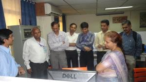 Mr. D.B.Gaikwad, Dr. K.S. Chari, , Dr. Mrs. D.C.Gharpure