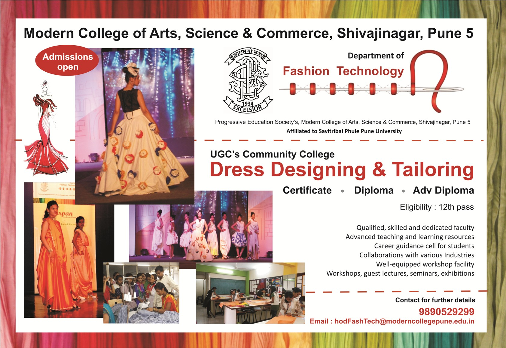Activities Modern College Of Arts Science And Commerce Autonomous Shivajinagar Pune 5