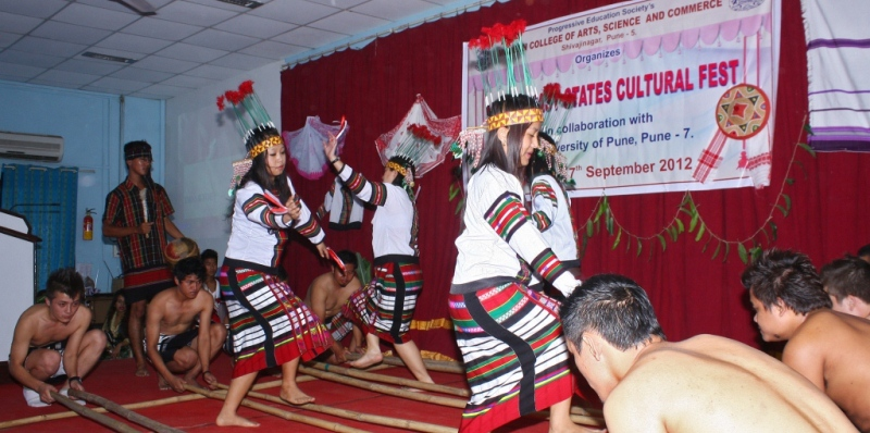 North-East States Cultural Fest, September 2012